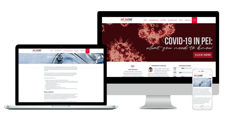 PEINU website
