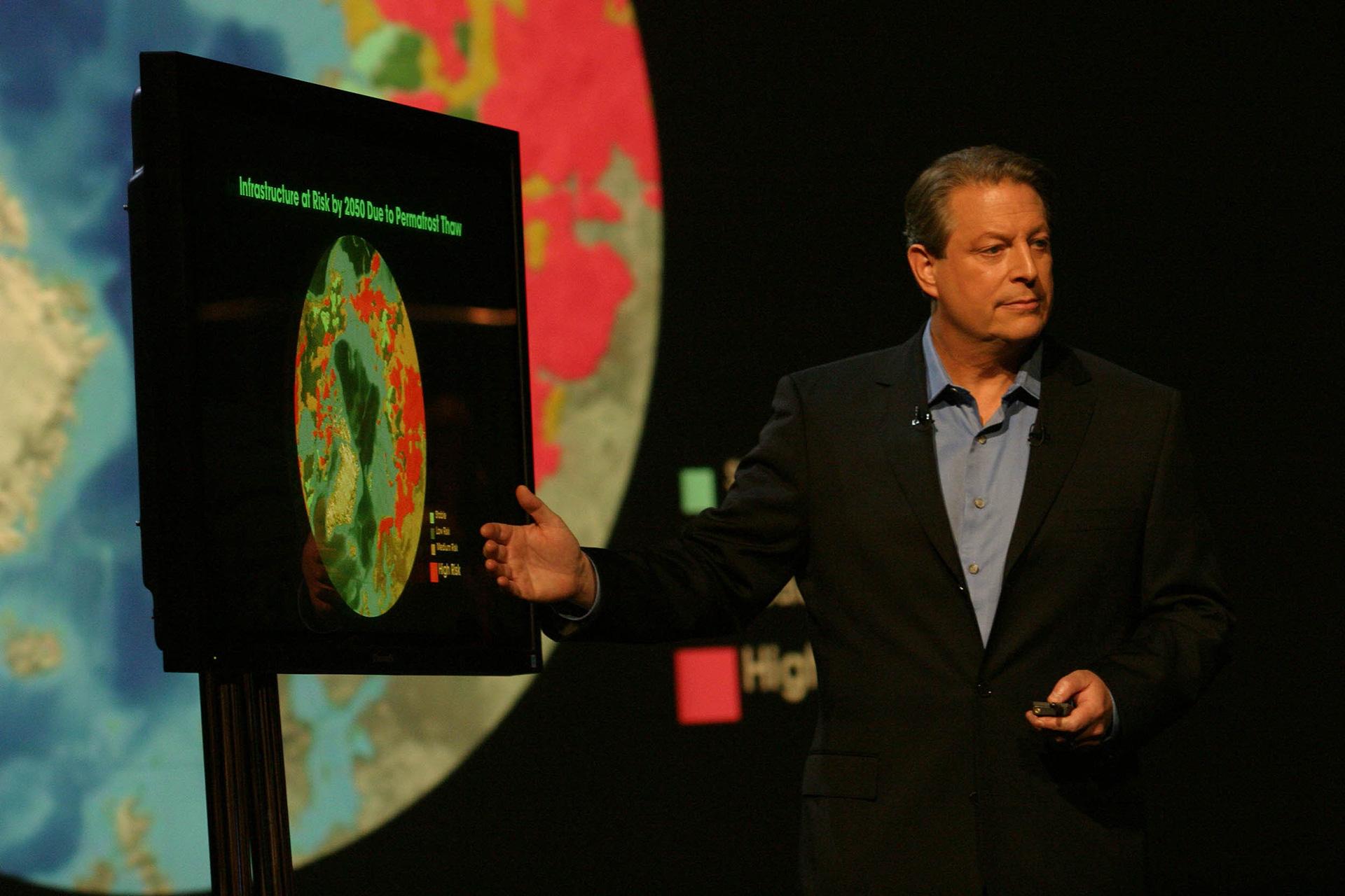 An Inconvenient Truth, Al Gore