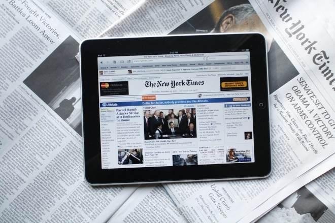 NYT tablette