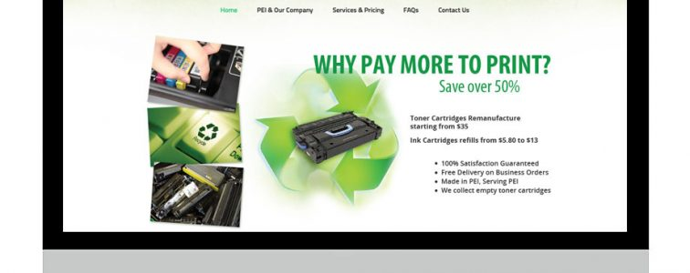 Save Money. Recycling Ink Cartridges at Mobile Ink PEI!