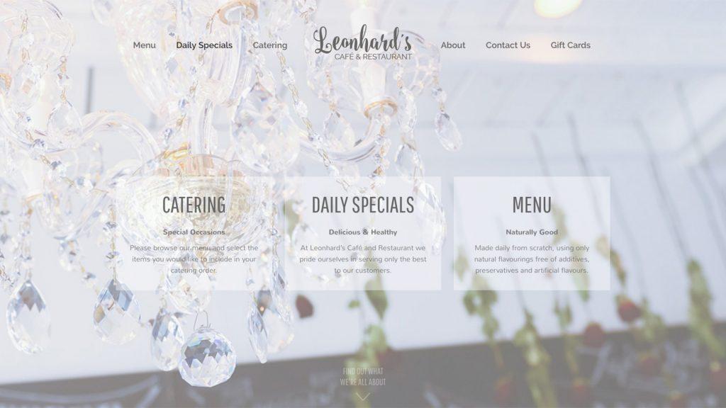 Leonhards Cafe Restaurant