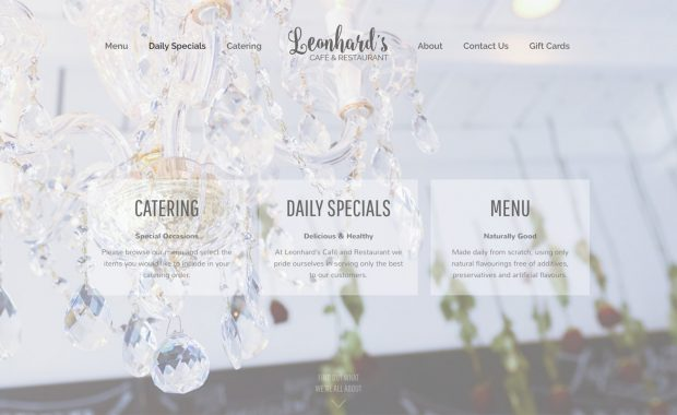 Leonhards Cafe Restaurant