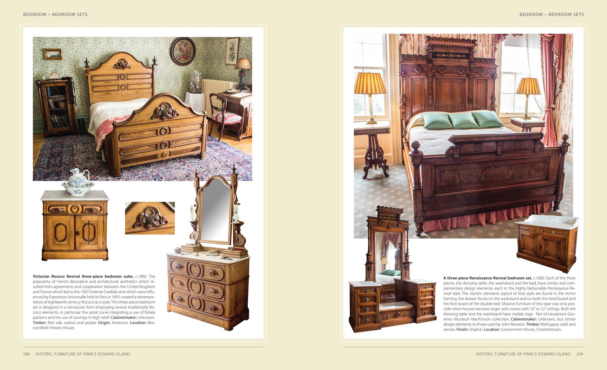 Historic Furniture of PEI