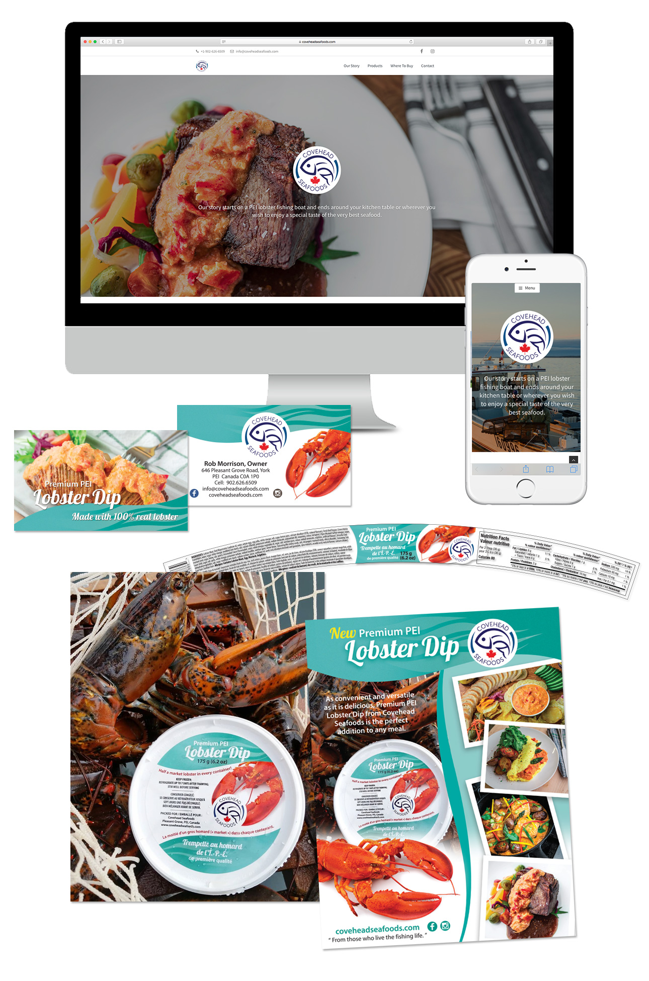 Covehead Seafoods