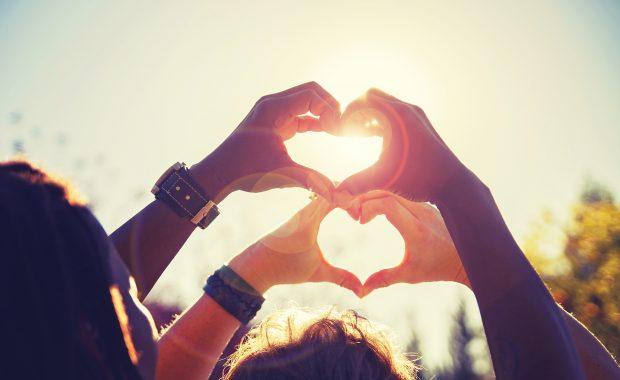 Hospice PEI heart hands
