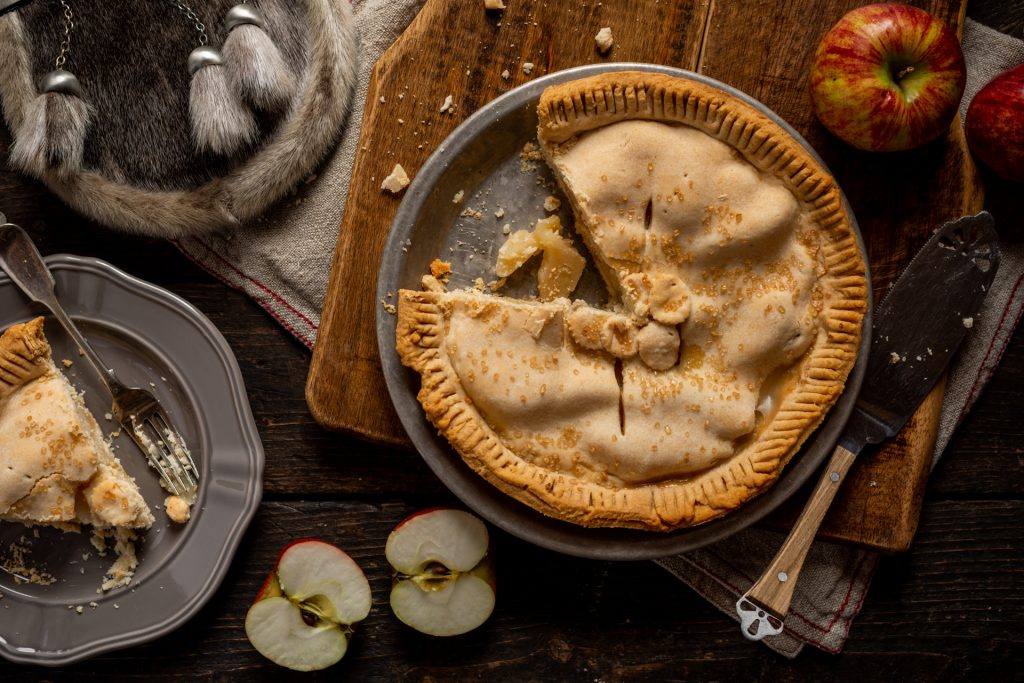 Riverdale Orchard Cidery Baked Apple Pies