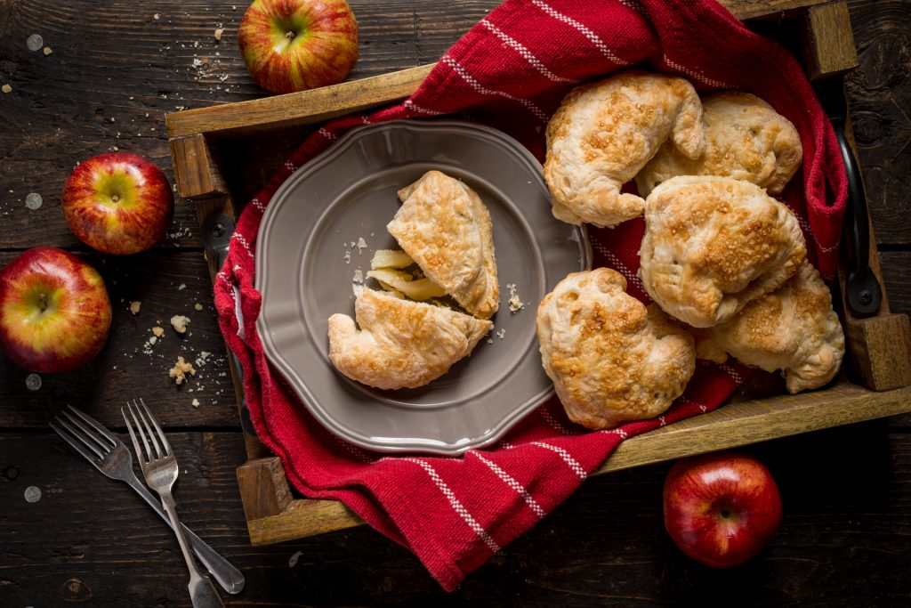 Riverdale Orchard Cidery Baked Apple Turnovers