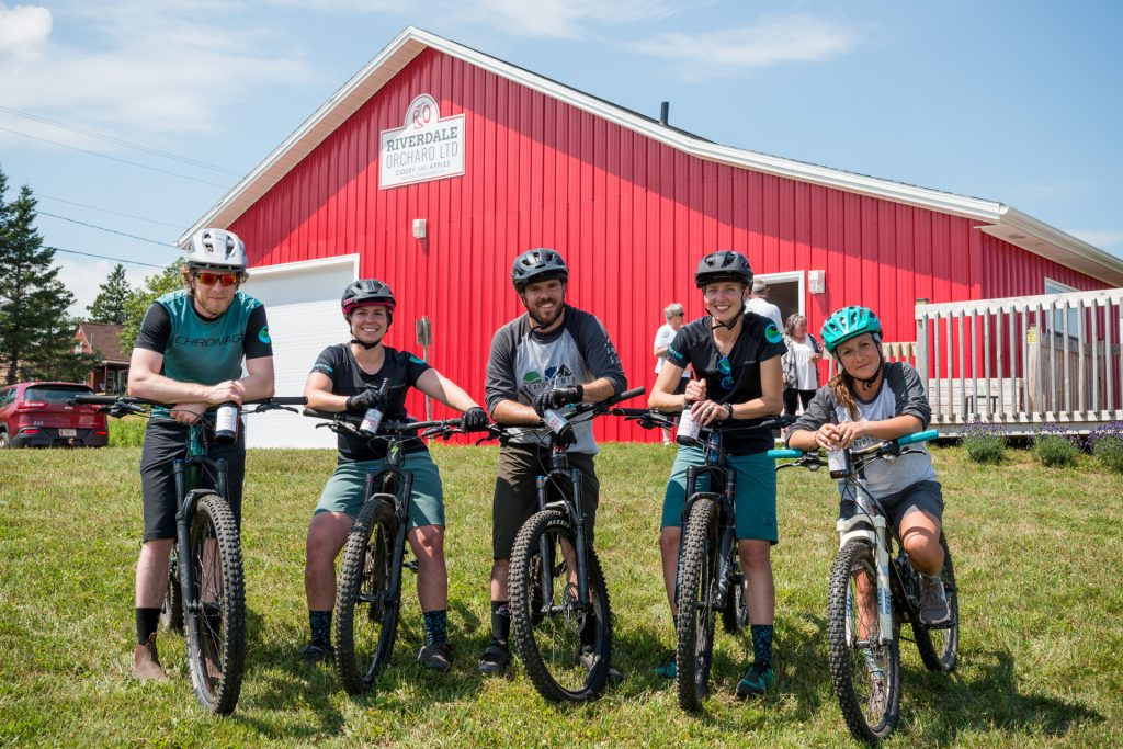 Riverdale Orchard Cycling Group